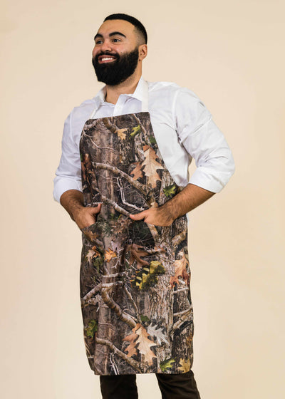 Full Camo Apron | True Timber Forest