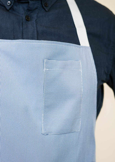 Bobby Full Apron with Chest Pocket