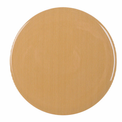 Silicone kitchen hot pad, tan