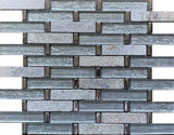 Luxe Stone Grey 1x4 - Tiles and Deco