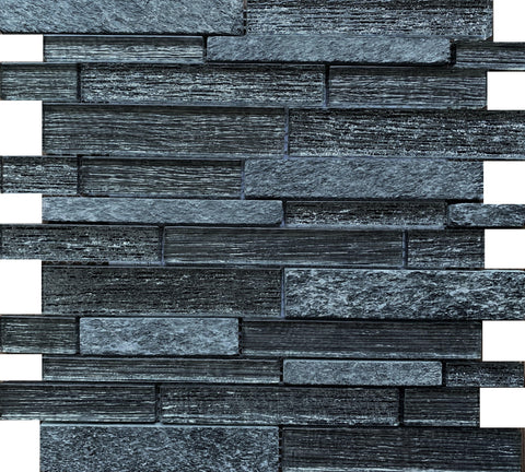 Stone Evita Anthracite - Tiles and Deco