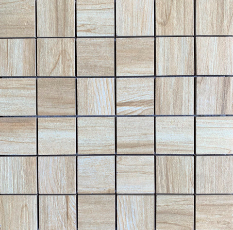 Wood Maple 2X2 Porcelain - Tiles and Deco