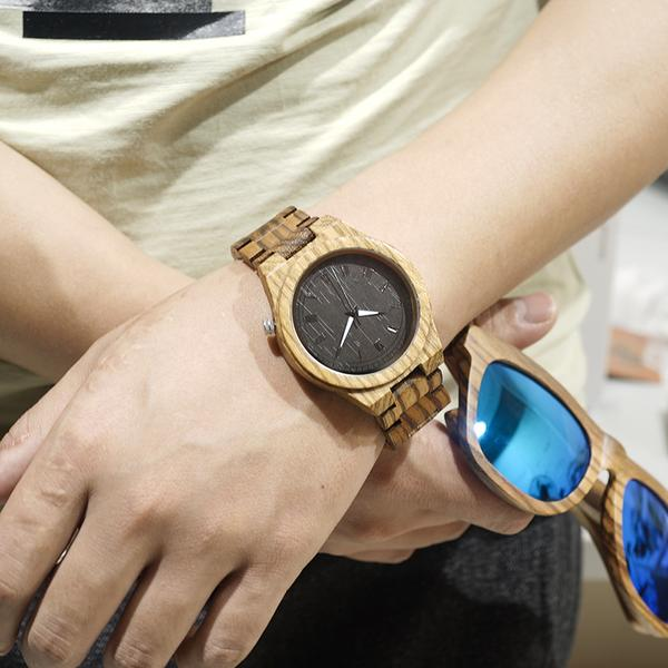 12 wooden watches that should be on your Black Friday wish-list