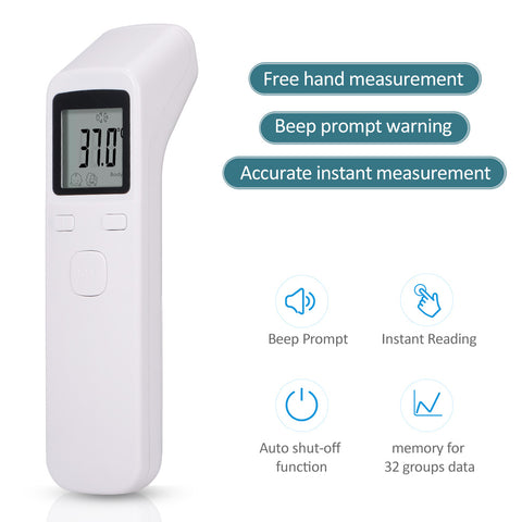 Contact less IR Thermometer