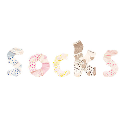 Stylish Baby Socks Set