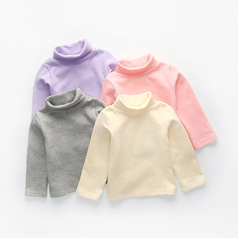 Winter Turtleneck T-shirts