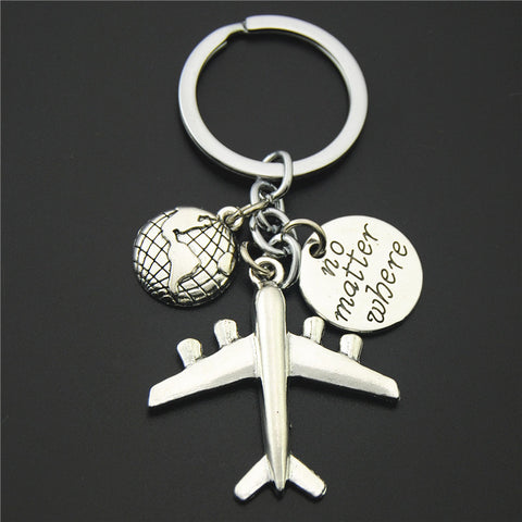 Travel Charms Key Chains - Key Chains - TiltedHead