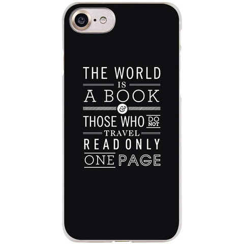 Travel The World Phone Case for Apple iPhones - Phone Cases - TiltedHead