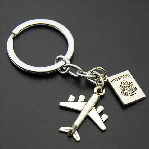 Traveller Charms Key Chains - Key Chains - TiltedHead