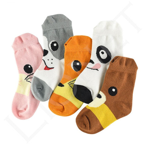 Cotton Kids Socks Set