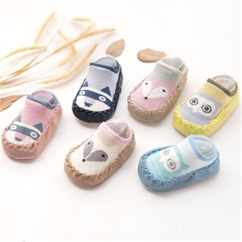 3D Cartoon Socks for Babies