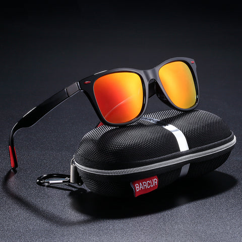 Polarized Wayfarers  Sunglasses for Men and Women