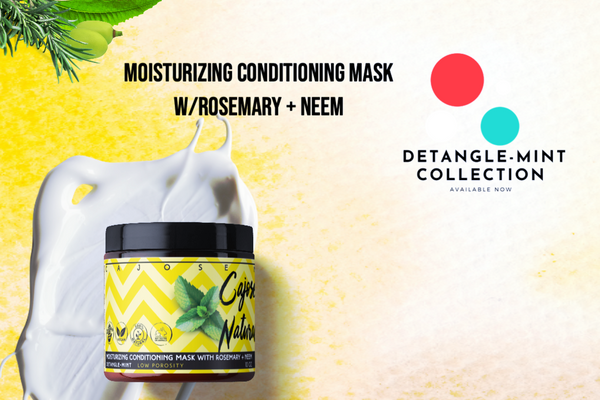 Moisturizing Conditioning Mask with Rosemary + Neem