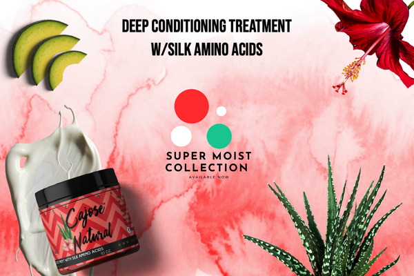 Deep Conditioning Treatment with Silk Amino Acids