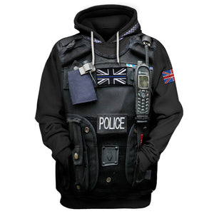 UK POLICE HOODIE LIMITED EDITION2