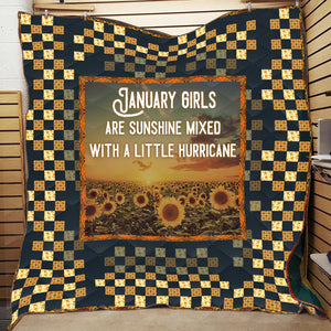 Quilt Blanket Limited edition