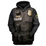 Houston Police Hoodie Limited Edition