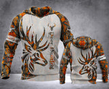 VH DEER HUNTING CAMO 911 3D ALL OVER PRINT