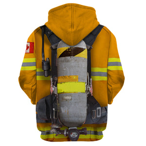 FireFighter Hoodie Limited Edition