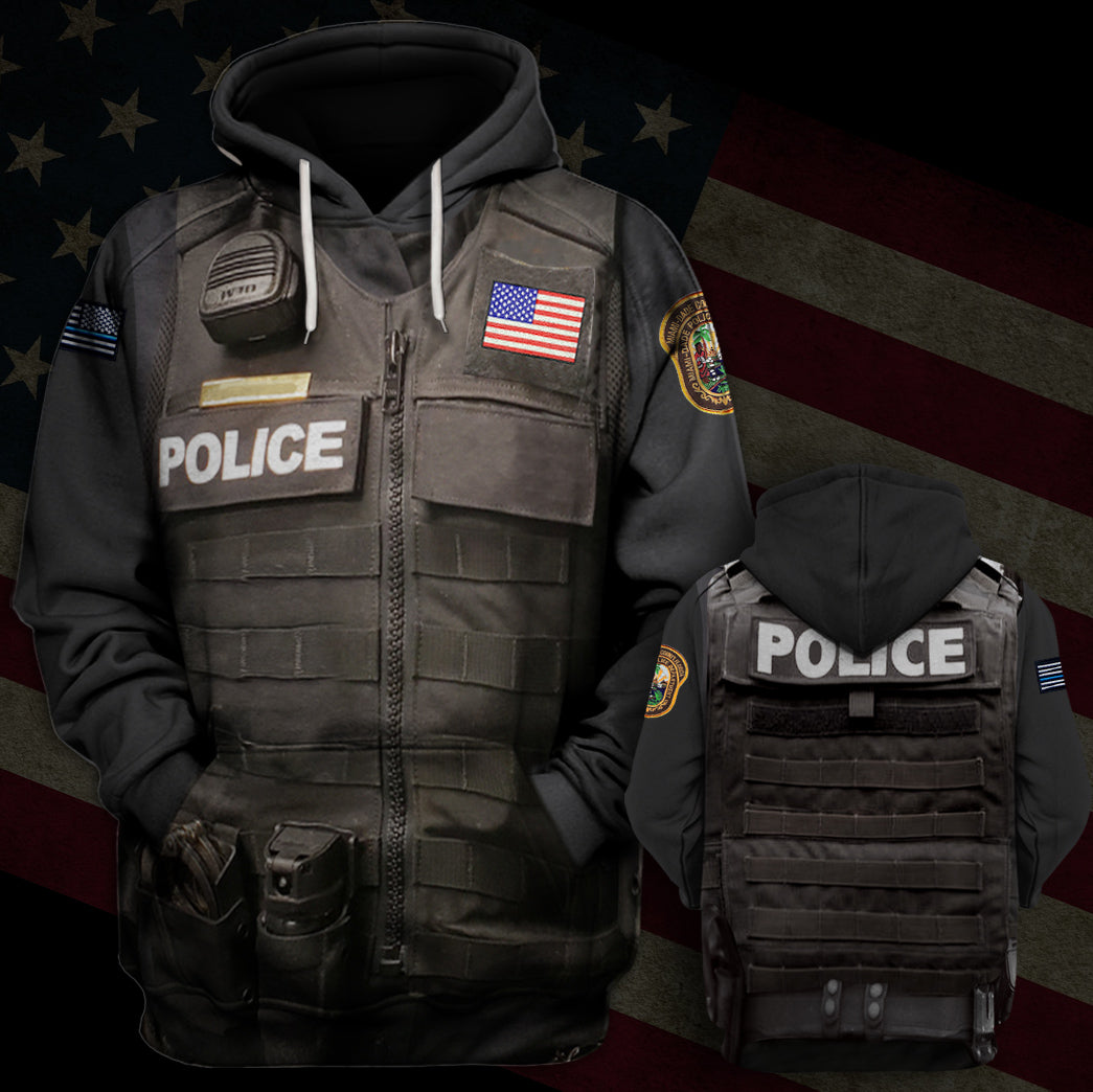 Miami-Dade Police Department Hoodie