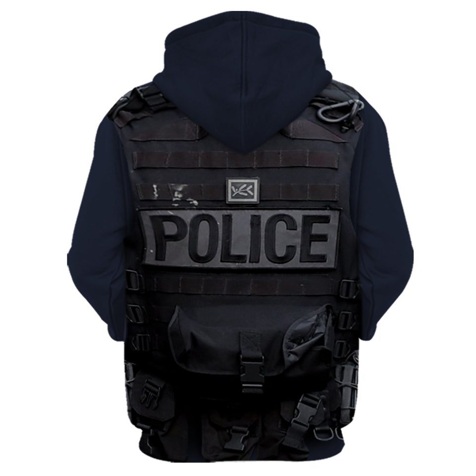 CANADA POLICE HOODIE LIMITED EDITION2