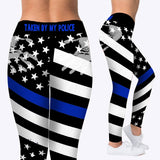TAKEN POLICE LEGGING