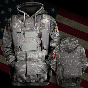 3rd Special Forces Group Hoodie