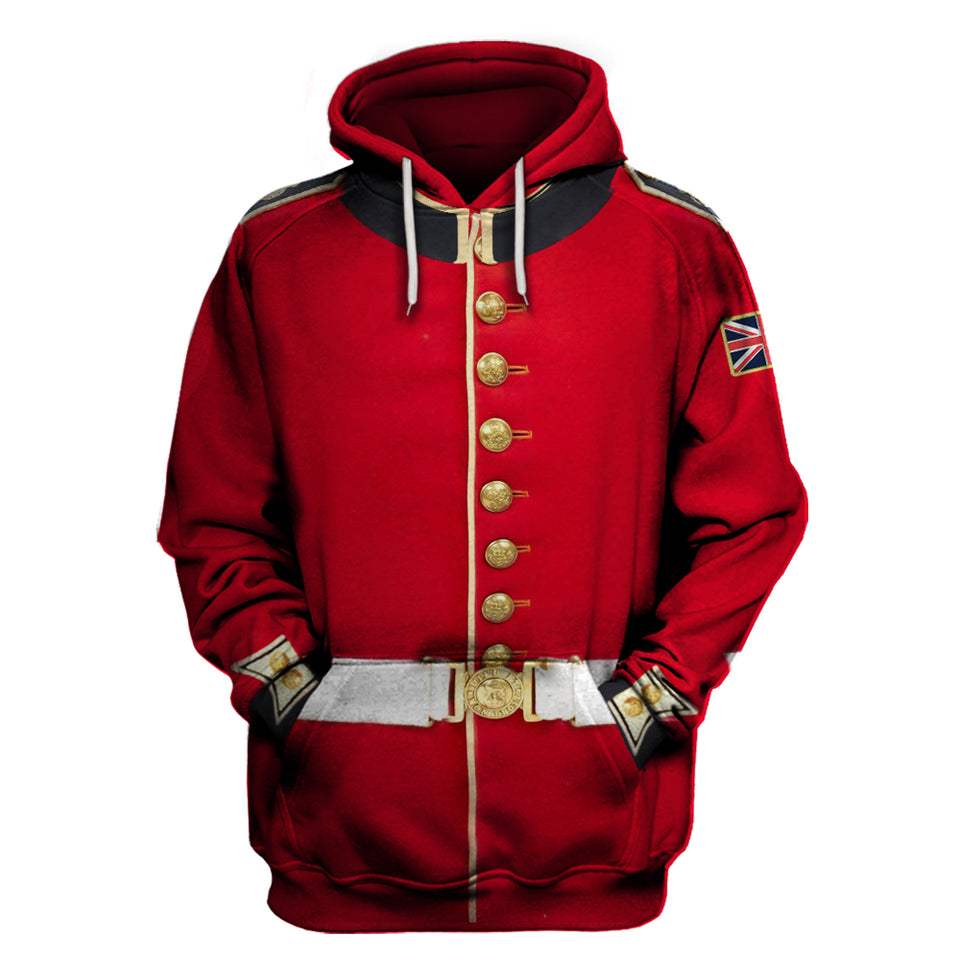 Grenadier Guards Hoodie Limited Edtition