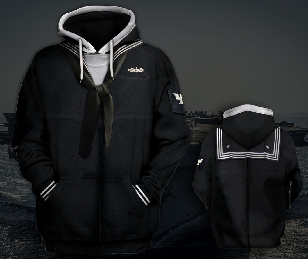 US Sailor Hoodie Limitted Edition
