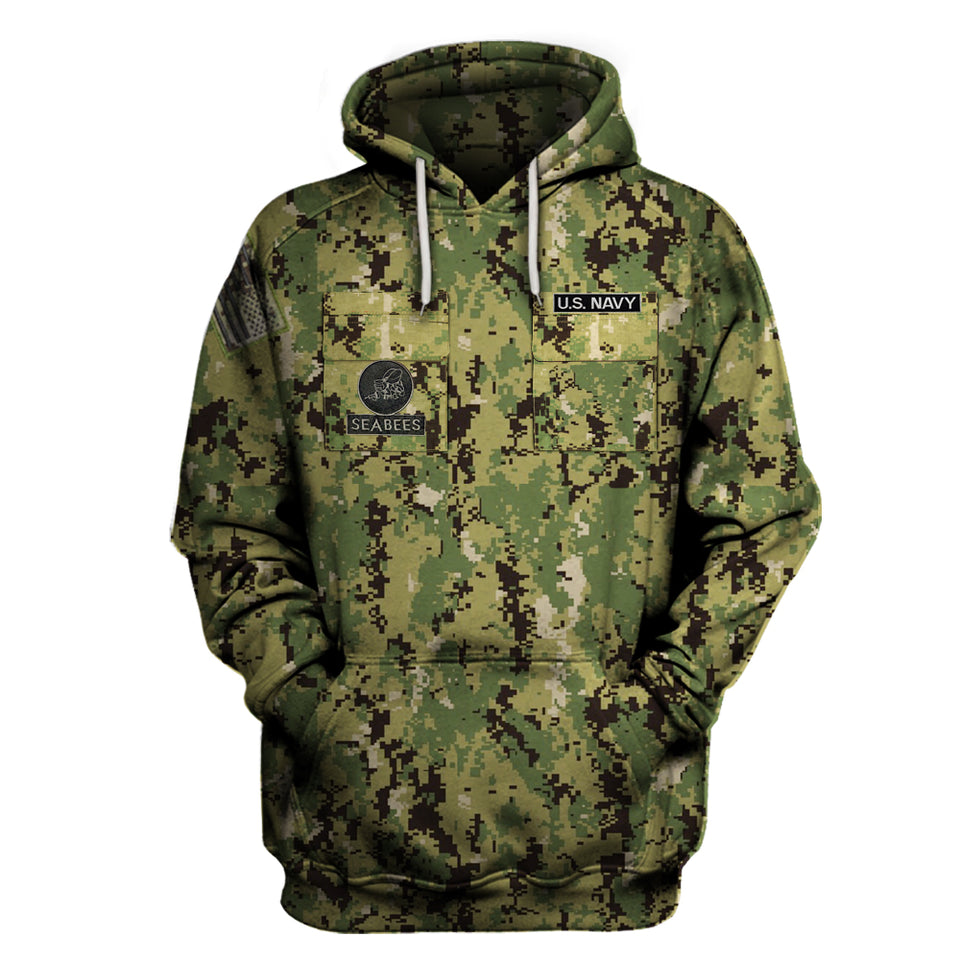 Seabee Hoodie Limitted Edition
