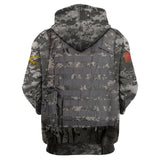 United States Cavalry Hoodie