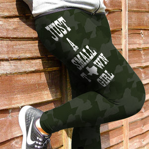LEGGING TEXAS CAMO