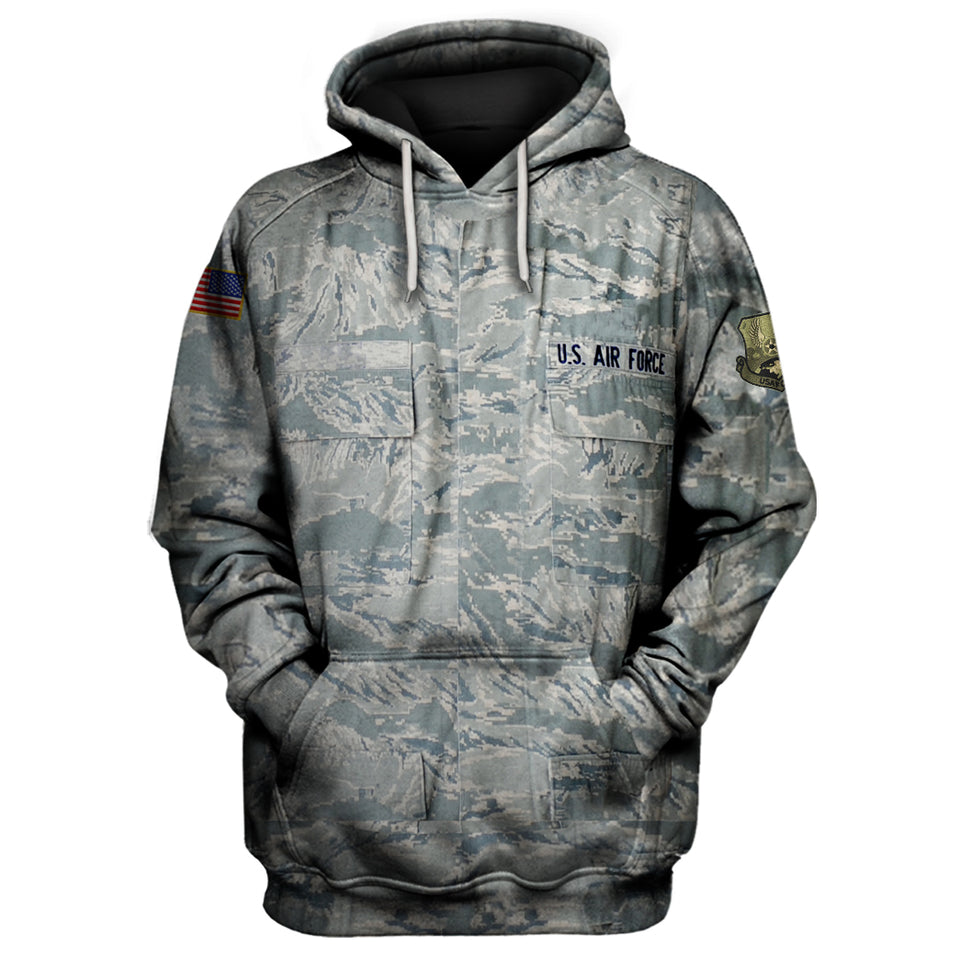 Air Force working Hoodie