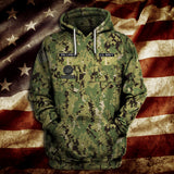 CUSTOMIZE SEABEE HOODIE LIMITED EDITION