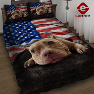 VH PITBULL BEDDING SET 1901 TMA