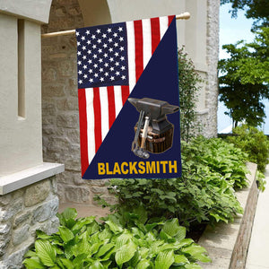 Blacksmith Flag