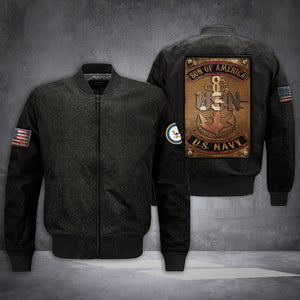 U.S. NAVY BOMBER LIMITED EDITION