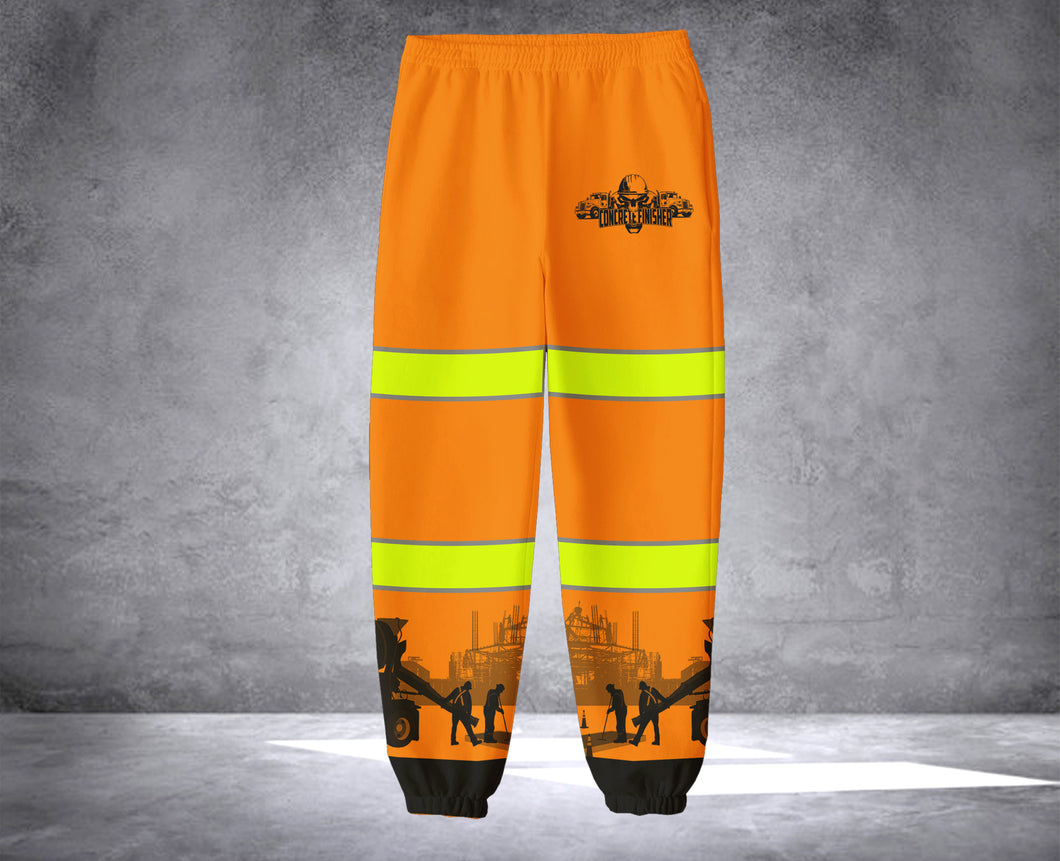 SWEATPANT UNIFORM IRONWORKER