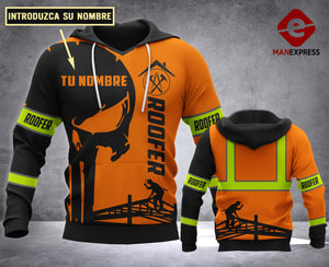 CUSTOMIZE LMT ROOFER MXC HOODIE