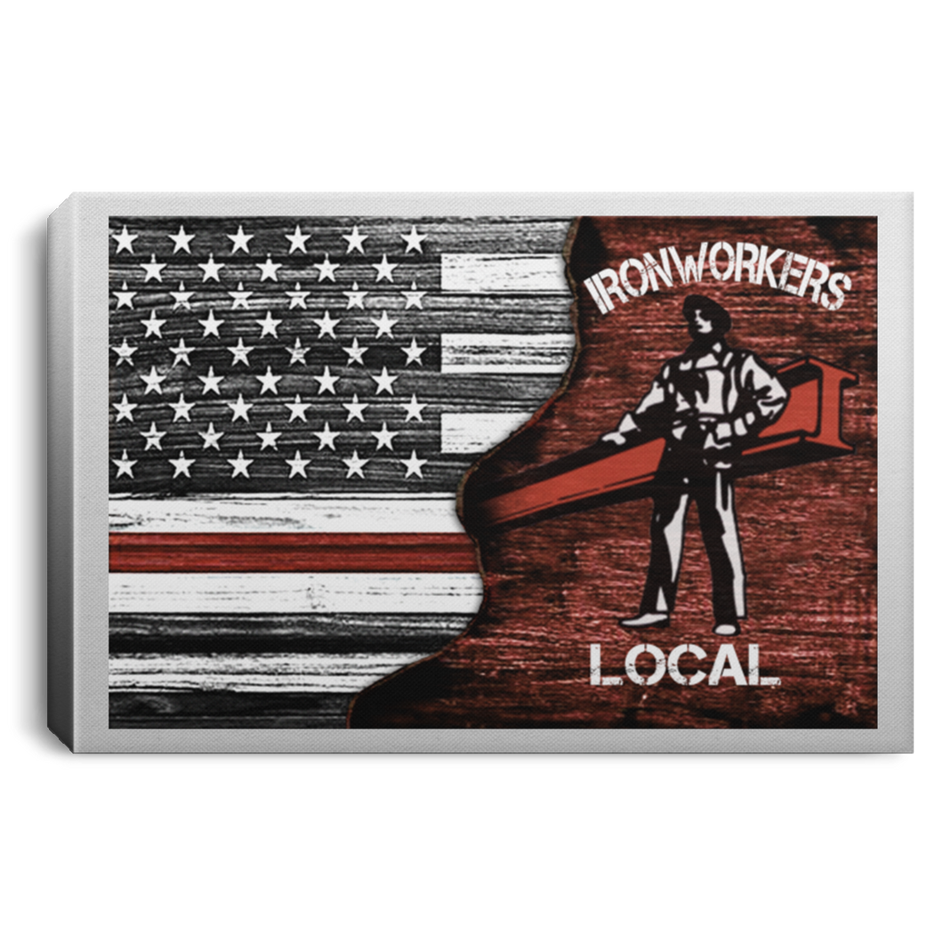IRONWORKER LOCAL CANVAS