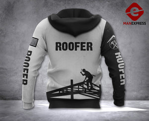 LDM SKULL SPARTAN PUNISHER ROOFER HOODIE