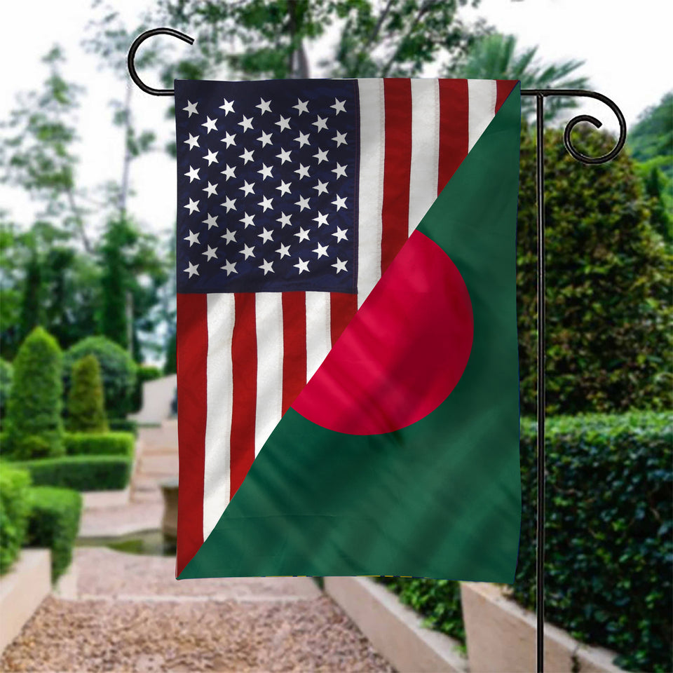 Flag expats Bangladesh 4July