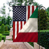 Flag expats Italian 4July