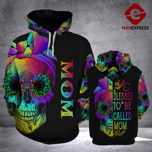MTP CALLED MOM HOODIE 3D