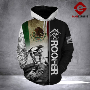 MTP ROOFER MEXICO GREAT HOODIE