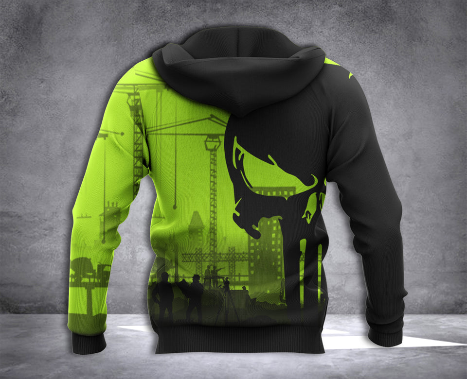 MT SURVEYOR PUN HOODIE ALL OVER PRINT