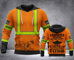 MT CARPENTER LEGEND US hoodie 3d