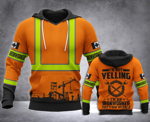 YELLING IRONWORKER CANADA MT