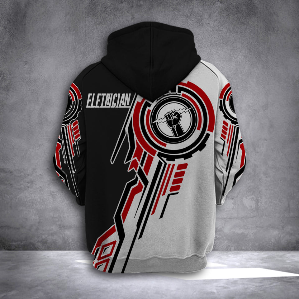 ELECTRICIAN AUTO  HOODIE