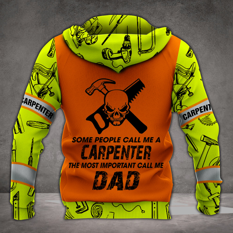 VH CARPENTER DAD 3D ALL OVER PRINT